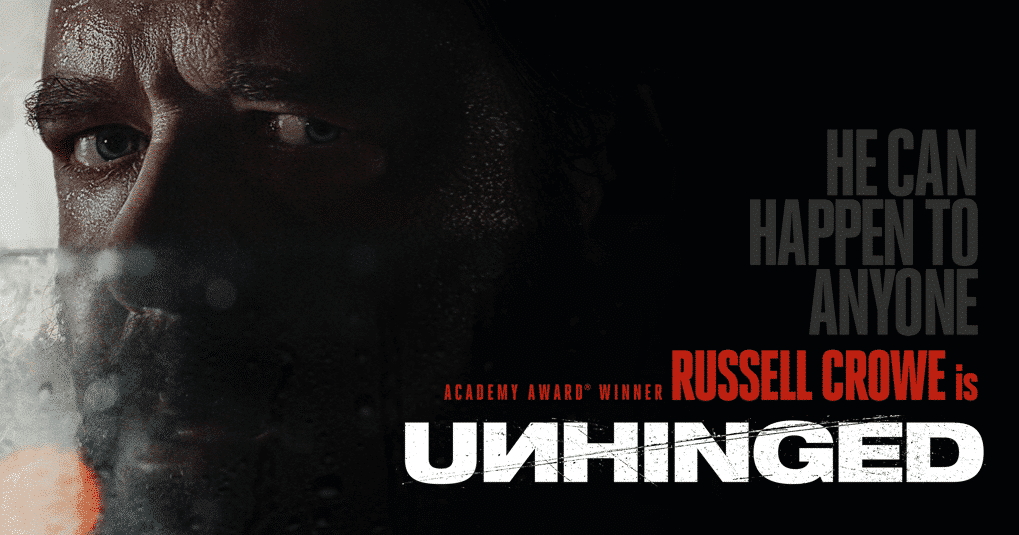 Film poster for Unhinged