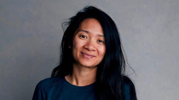 Nomadland director Chloe Zhao