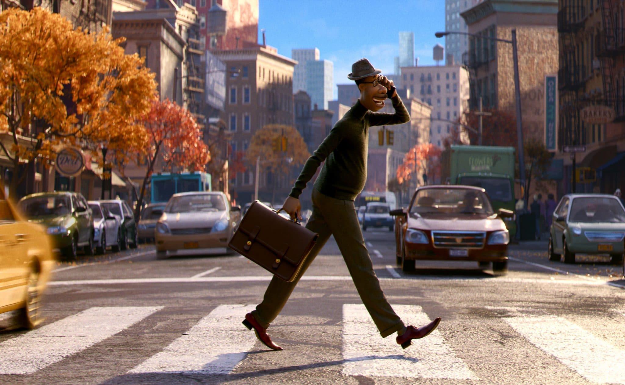 Joe Gardner in Disney Pixar Soul