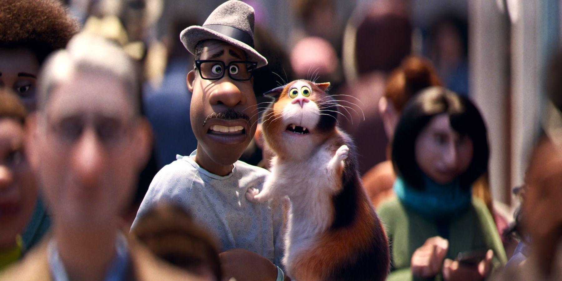 scene from Disney Pixar Soul