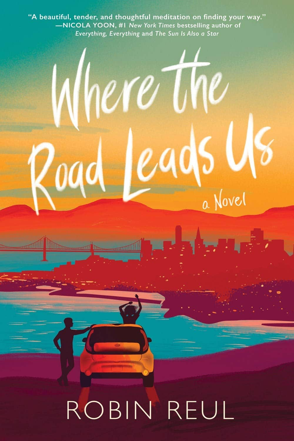 front cover of the book Where the Road Leads Us