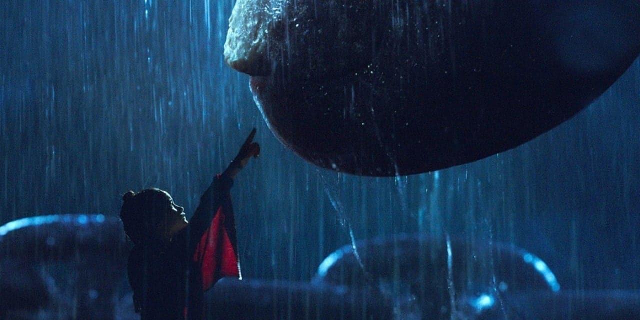 scene from Godzilla vs. Kong