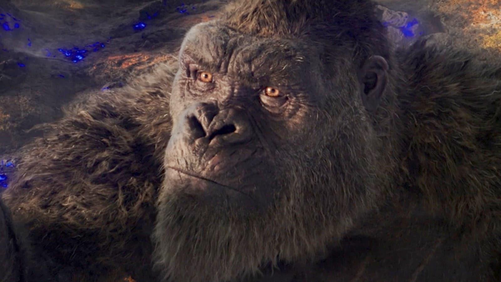 King Kong from Godzilla vs King Kong