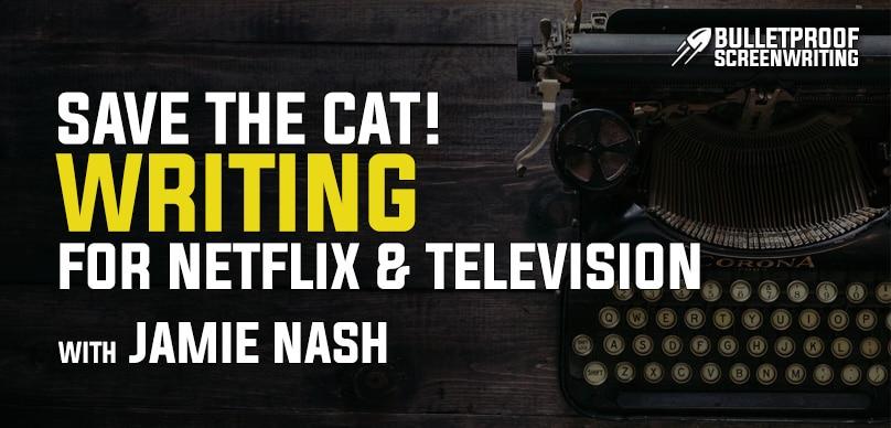 Podcast Alert: Jamie Nash Meets with Indie Film Hustle