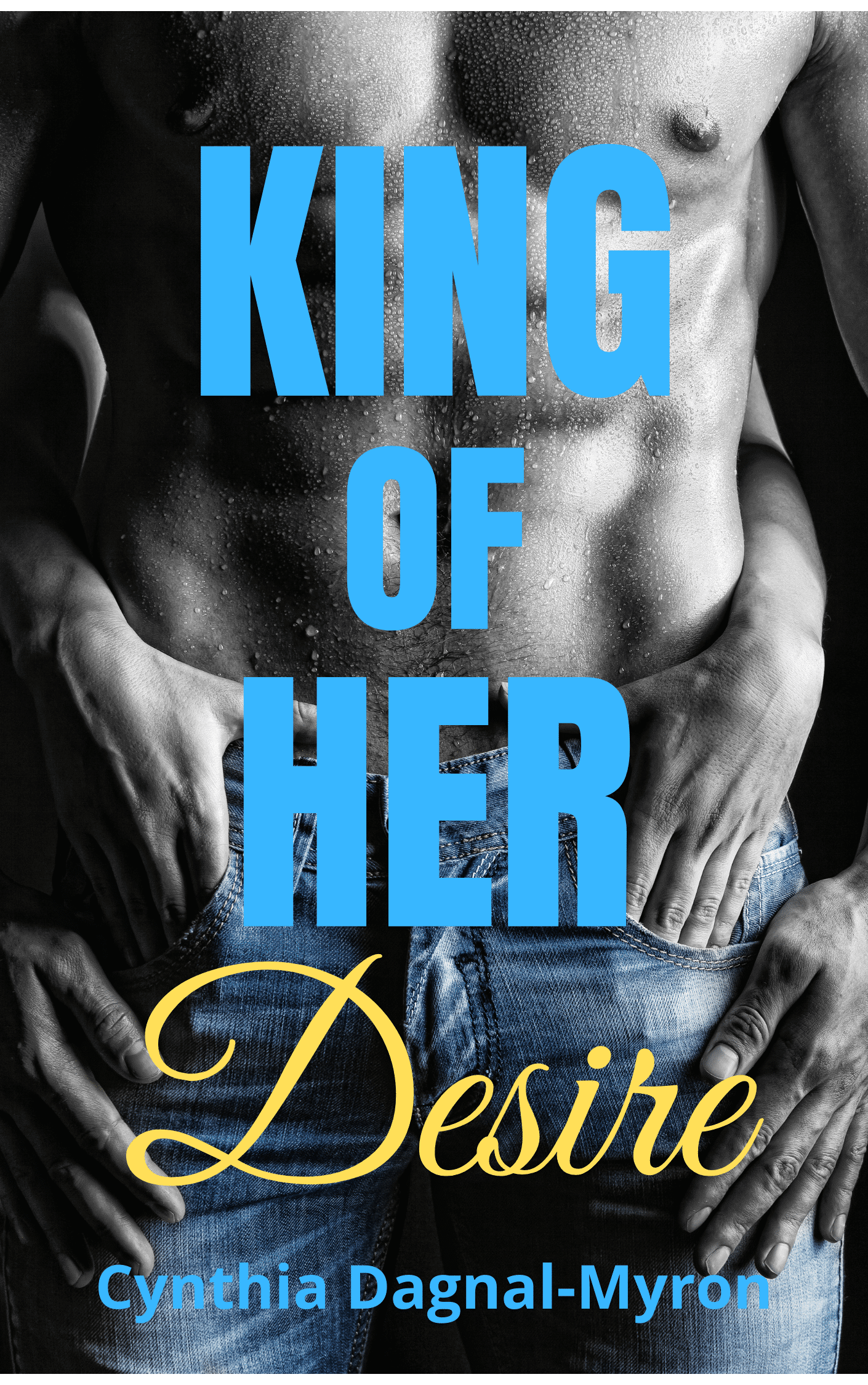 King of Her Desire front cover