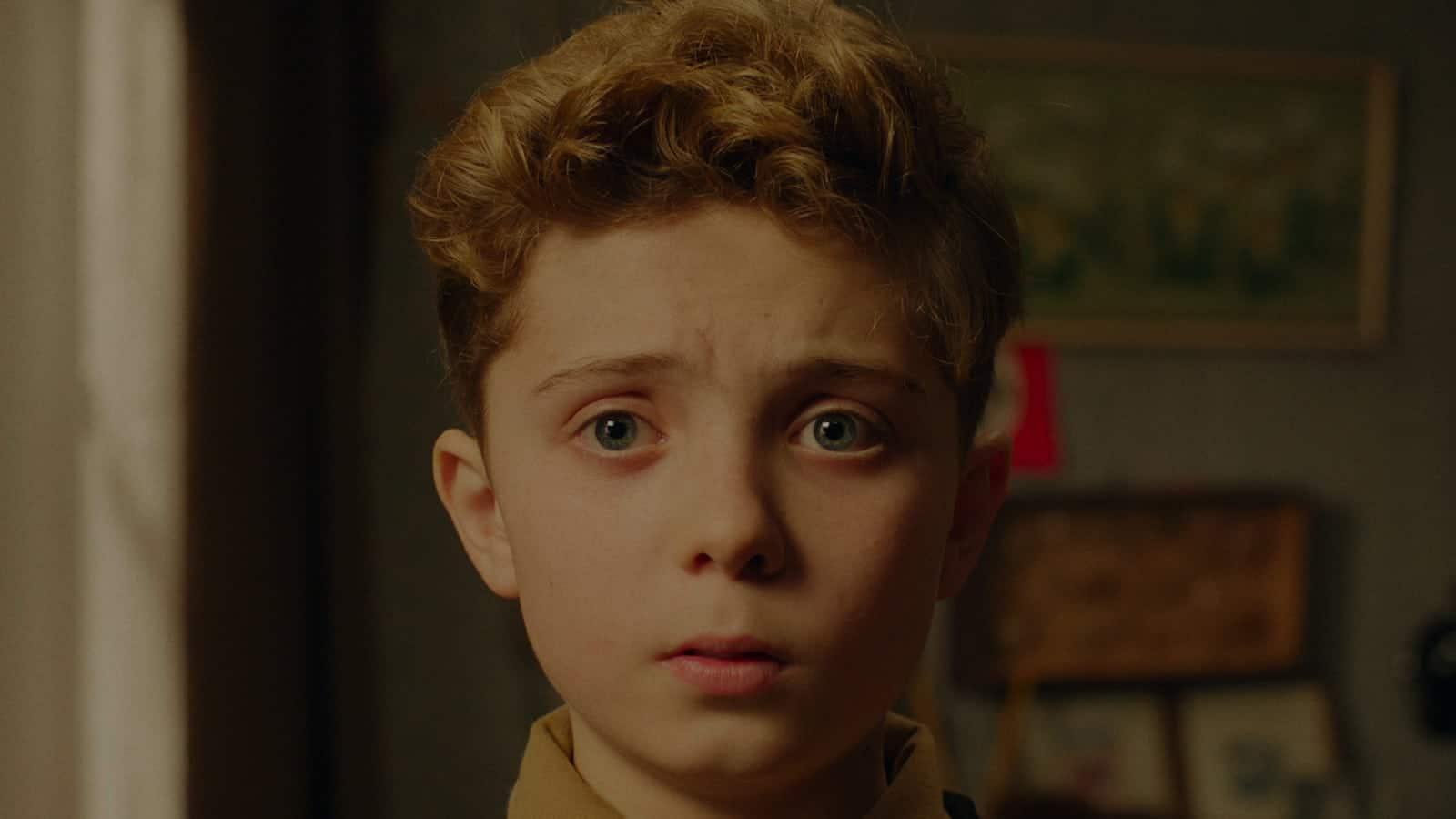 Roman Griffin Davis as Jojo Rabbit