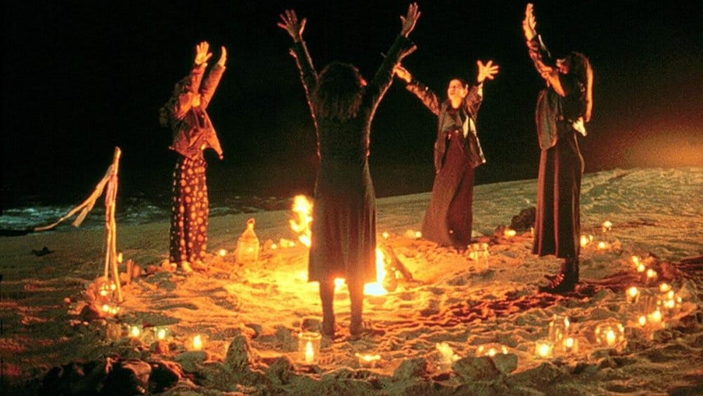 scene from The Craft