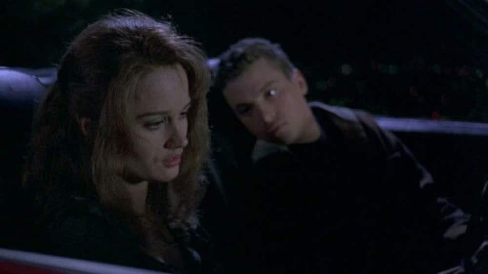 a scene from The Craft