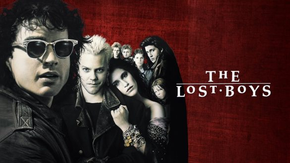 The Lost Boys film poster