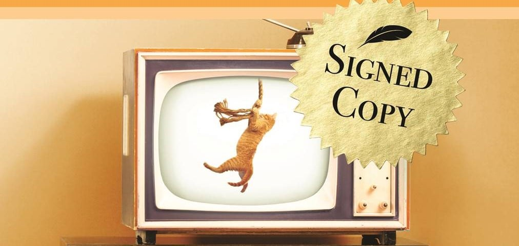 Now Available: Autographed Copies of <i>Save the Cat!® Writes for TV</i>